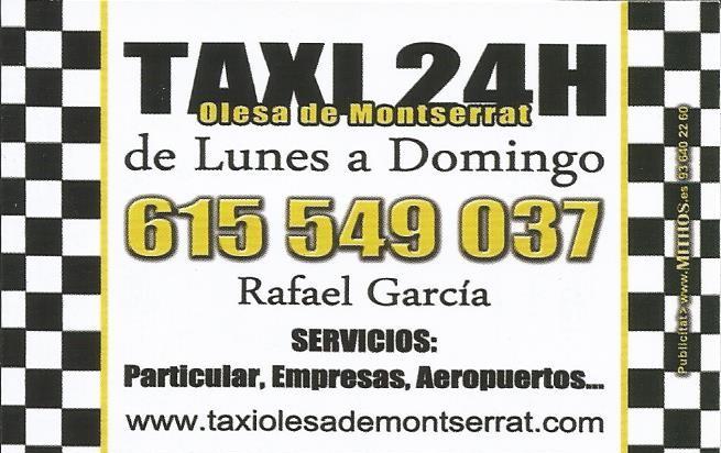 Taxi Rafael