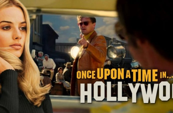 "Zoom: ""Once upon a time in Hollywood"""