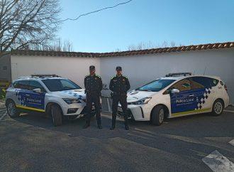 Nou uniforme policial