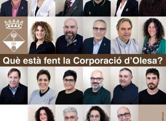 Què està fent la Corporació d'Olesa?